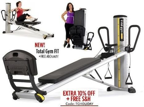 Total Gym The Best H | Exercise Equipment and Fitness Products | Scoop.it