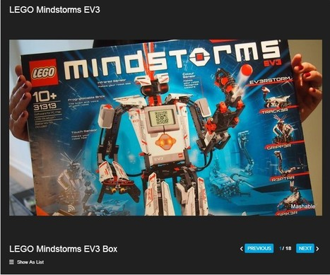 LEGO Taking Robotics to Next Level with Mindstorms EV3 | 21st Century Tools for Teaching-People and Learners | Scoop.it