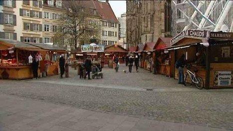 A Mulhouse et Colmar, les touristes au rendez-vous des marchés de Noël - France 3 Alsace | Le site www.clicalsace.com | Scoop.it