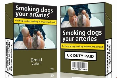 No plain packaging for cigarettes in Ireland - yet | Alcohol & other drug issues in the media | Scoop.it