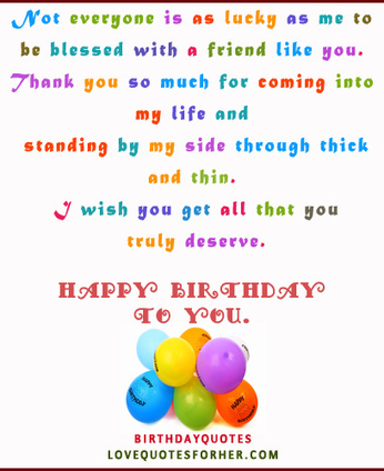 Happy Birthday Love Quotes For Her Birthday Quotes