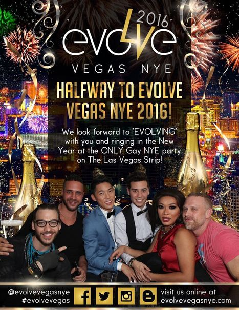 1/2 way to #EvoLVeVegas 2016 Sign Up for Updates and Special Discounts! | Evolve Vegas NYE | Scoop.it