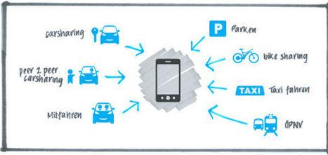 Daimler (Mercedes-Benz) compra Mytaxi y Ridescout; crea un gigante del transporte de personas con Moovel | TECNOLOGÍAS DE LA INFORMACIÓN Y LAS COMUNICACIONES | Scoop.it