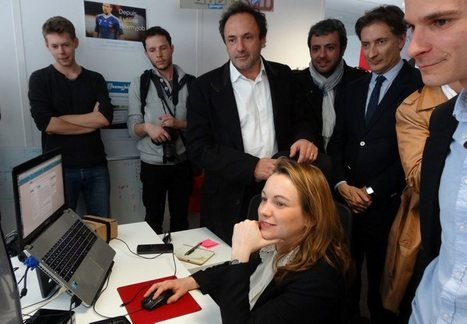 Axelle Lemaire visite la TIC Valley | CityMeo | Scoop.it