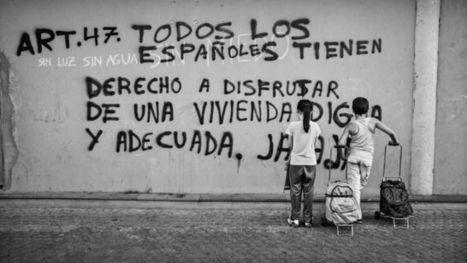 Las condiciones de vida de los niños y niñas en España se agravan | La Mejor Educación Pública | Scoop.it