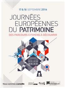 Journées Européennes du Patrimoine 2016 : une 33e édition sous le signe de la citoyenneté | Ville de Marseille | Patrimoine culturel - Revue du web | Scoop.it