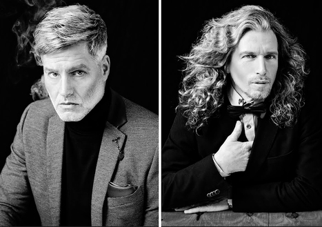 Trendkapsels mannen - Coiffure Awards 2015 | Kapsels voor mannen | Scoop.it