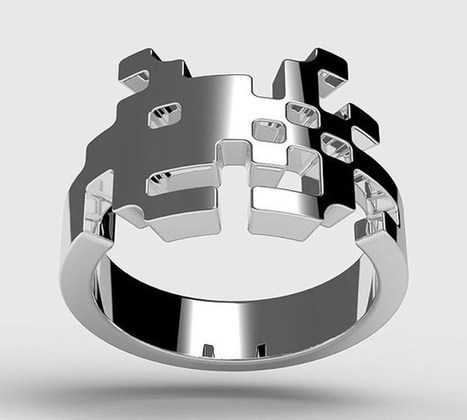 Unique-And-Unusual-Designs-Of-Ring-017 | FunCage | GeekGasm | Scoop.it