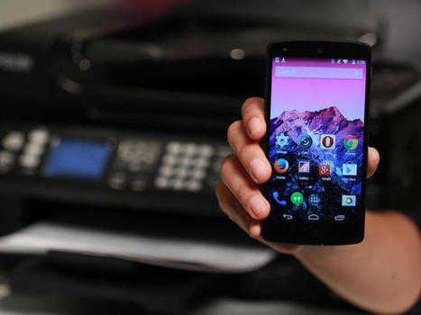 Print photos, docs, and more from your Android to any printer - CNET   android   Scoop.it