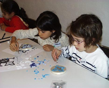 Atelier : Les petits mosaïstes | Musée Saint-Raymond, musée des Antiques de Toulouse | Scoop.it
