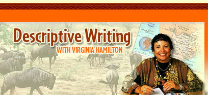 Writing with Writers: Descriptive Writing Home   Grade8Language(Writing)   Scoop.it