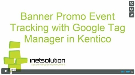How To: Tracking Radio and TV Advertising Traffic in Google Analytics using Google Tag Manager   Google Tag Manager   Scoop.it