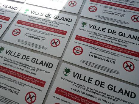 La ville suisse de Gland censurée par Apple | Merveilles - Marvels | Scoop.it