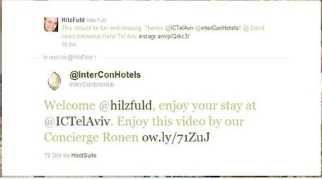 How social media has made its way to the hotel industry | Social media culture | Scoop.it
