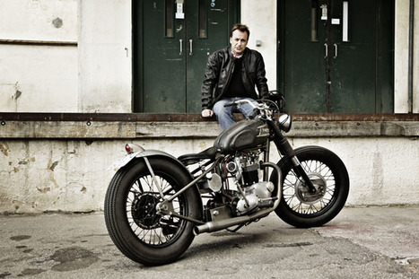 Triumph TR6 Bonneville =Monkee #13= by Wrenchmonkees | Triumph Classic | Scoop.it