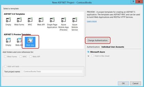 Get Started with Entity Framework 7 using ASP.NET MVC 6 — ASP.NET MVC 0.0.1 documentation | .NET | Scoop.it