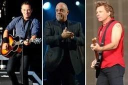 Bruce Springsteen, Billy Joel, Bon Jovi Super Bowl Halftime - Ultimate Classic Rock | Bruce Springsteen | Scoop.it