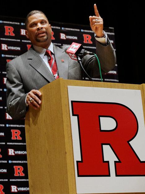 Rutgers Says New Basketball Coach Eddie Jordan Is Not a Graduate | Coaching Ethics | Scoop.it