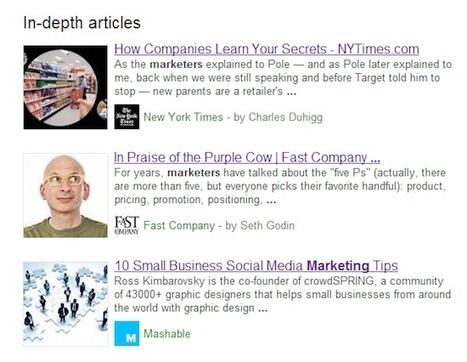 How to Write the In-Depth Articles that Google Loves | Copyblogger | Online Writing | Scoop.it