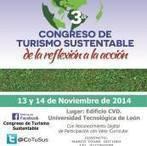 3º Congreso de Turismo Sustentable de la UTL | Turismo Sustentable | Scoop.it
