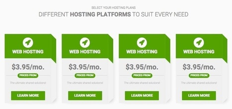 BT Hosting Joomla Template for Web Host Business Service | Premium Joomla Templates | Scoop.it
