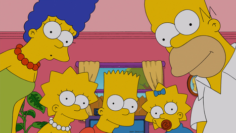 What 'The Simpsons' Says About Ukraine's Language Divide | GHS Cultural Geography | Scoop.it