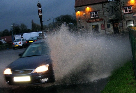 Weather@home 2014: the causes of the UK winter floods | climateprediction.net | Slash's Science & Technology Scoop | Scoop.it