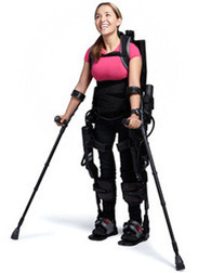 Good-bye, Wheelchair, Hello Exoskeleton - IEEE Spectrum | 21st Century Innovative Technologies and Developments as also discoveries, curiosity ( insolite)... | Scoop.it