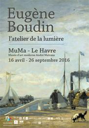 Eugène Boudin, l'atelier de la lumière - MuMa Le Havre - | Le Havre | Scoop.it