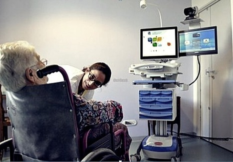 La télémédecine en renfort dans les EHPAD | vie en EHPAD | Scoop.it