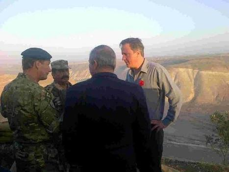 Thursday: David Cameron was in Jordan today, read why:he has travelled to the border with #Syria | Egyptday1 | Scoop.it