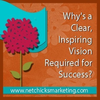 Why's a Clear, Inspiring Vision Required for Success? | Business Success | Scoop.it
