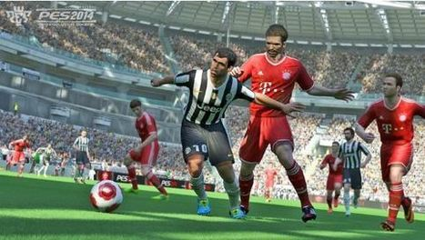 PES 2014: PES Reinvention | Fifa 14 demo | Scoop.it