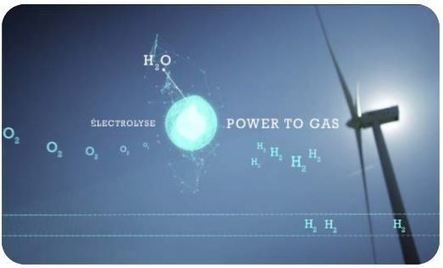 «Power to gas» : stocker l'électricité renouvelable (Ademe, GRTGaz, GrDF, 30/10/14) | Power to Gas - VGV (Volt Gaz Volt), solution à l'intermittence des énergies renouvelables | Scoop.it