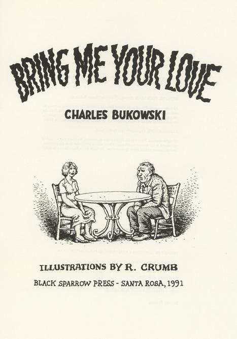 R. Crumb Illustrates Bukowski | lifer tripledecker | Scoop.it