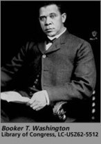 Booker T. Washington: Legends of Tuskegee | Black History Month Resources | Scoop.it