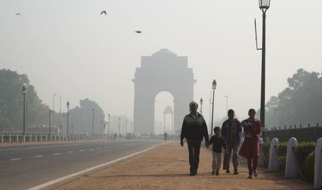 Nueva Delhi, capital mundial de la contaminación | Adán de Maríass | Scoop.it