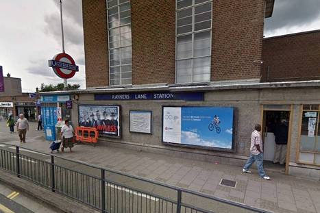 First supermarket 'click and collect' opens at Rayners Lane Tube station | Mobile Shopping | Scoop.it