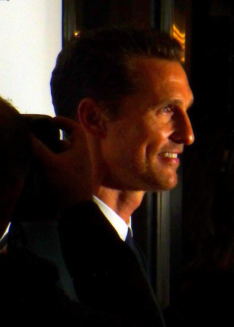 Celebrity Substance: Matthew McConaughey | Public Relations and Celebrities | Scoop.it