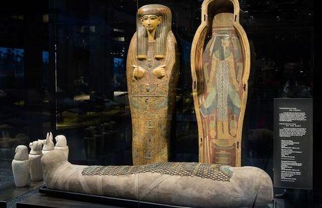 «Égypte magique» à Québec pour un an | Musée et culture | Scoop.it