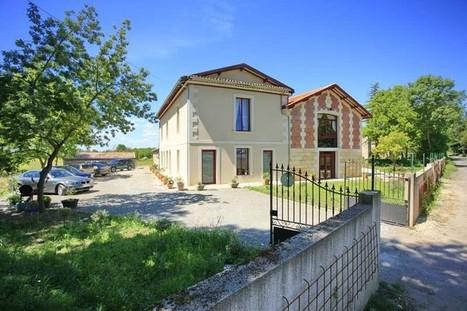 Demeure d'exception aux portes de BORDEAUX   Bordeaux Belles Maisons   Scoop.it