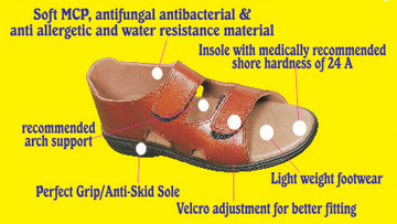 Diabetic Footwear| Ortho Diabetic footwear | Diabetic and Ortho footwear | Diabetic And Handicap Footwear | Ansari & Associates Business Consultancy in Hyderabad | Scoop.it
