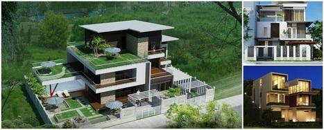 Thiết kế nhà, nhà phố đẹp - Houseland.com.vn | Dịch vụ cho thuê xe du lịch - xe cưới giá rẻ nhất | Scoop.it