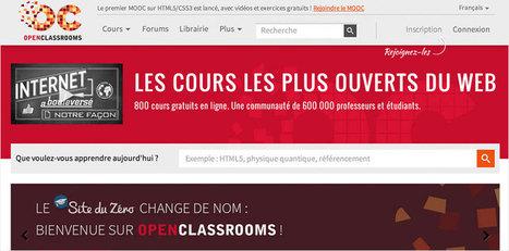 [Interview] Pierre Dubuc-OpenClassrooms, co-organisateur du 1er MOOC Francophone (16000 participants)   MOOC Francophone   Scoop.it