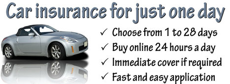 Best Way to Find One Day Car Insurance Quotes Online, Helpful Tips | One Day Car Insurance Quote | Scoop.it