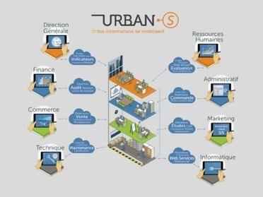 Urbans - Les solutions de mobilité au cœur des stratégies numériques des entreprises - Guideinformatique - Toute l'actualité informatique: News, Dossiers, Témoignages, Ressources, Agenda de l'IT | Urbans Facility | Scoop.it