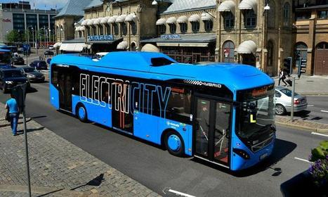 Volvo Use Wireless Charging To Refill Buses On The Go - Gas 2 | medical toursim | Scoop.it