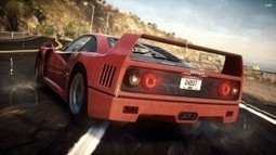 Ferrari F40 Need For Speed Rivals | HD Wallpapers Market | Scoop.it