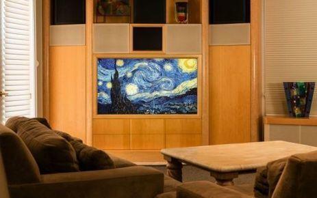 Comment transformer son téléviseur en oeuvre d'art ? - Le Parisien | Histoire des arts 3e | Scoop.it