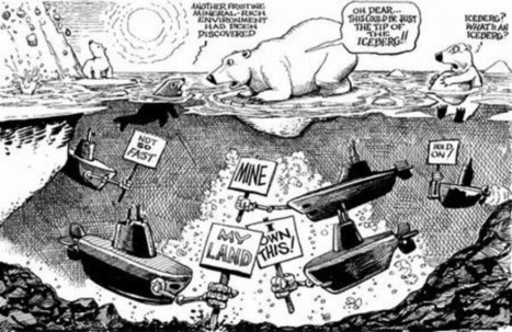 Who Owns the Arctic? A Stocktaking of Territorial Disputes | The Global Journal | Laying claim to the Arctic | Scoop.it